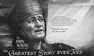 John Wayne The Centruion