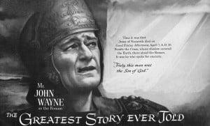 John Wayne The Centruion