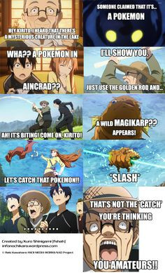 sword art online funny register help login more sword art online funny ...