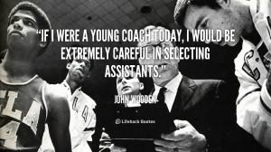 Coach John Wooden Quotes