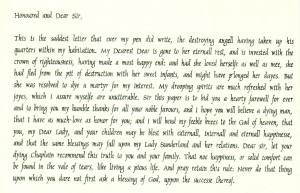 sample congratulations on graduating letter letters home