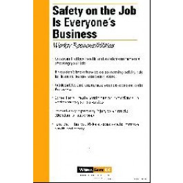 Safety on the Job is Everyone's Business - Worker