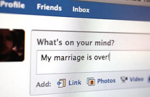 Facebook and Divorce: Airing the Dirty Laundry