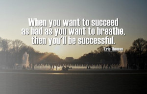 Here's another one of Eric Thomas Quotes ..