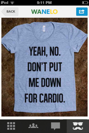 Fat Amy quote on shirt. wanntttt!!! This would be so funny to wear to ...