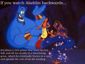 ... William's Pay For The Genie In Aladdin Caused A Rift With Disney