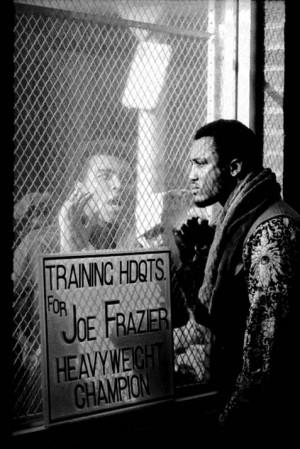 Muhammad Ali - Joe Frazier (c) John Shearer
