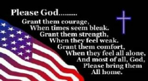 Thank You To All Our Service Men and Women!