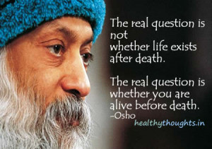 Osho Quotes on Life and Death