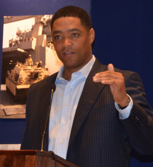 Quotes by Cedric Richmond