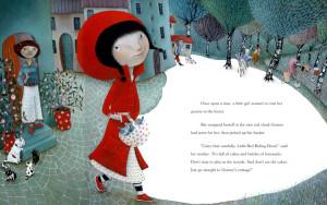 Little Red Riding Hood by Lari Don (Author), Célia Chauffrey ...