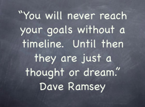 quotes about setting goals high