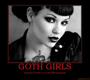 ... because i like rockabilly pinup punk goth girls in the first place