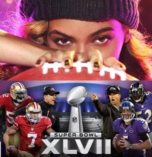 Hilarious Funny Photo Mashup Beyonce Superbowl Performance