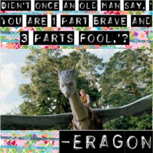 Eragon Quote - Polyvore