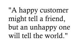 Happy Customer Service Quotes