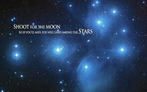 pleiades with quote astronomical wallpapers galaxies stars and shit ...