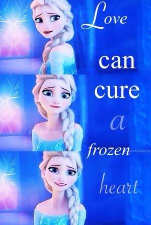 Frozen Queen Elsa