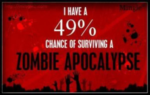 Why Zombies are cool Quotes!!