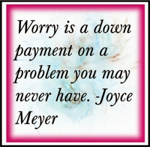 Posted by Joyce Meyer Quotes at 12:22