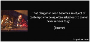 Jerome Quotes
