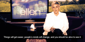 ... ? Emissora quer fazer da apresentadora uma Ellen DeGeneres brasileira