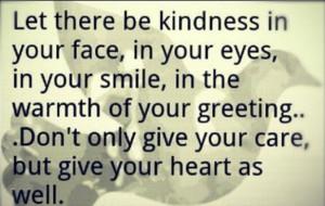 good family caregiver does so from the heart. #CaregivingInspiration ...