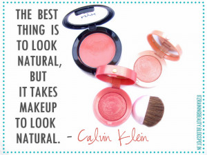 makeup quotes, beautiful quotes, beauty quotes,girl quotes, calvin ...