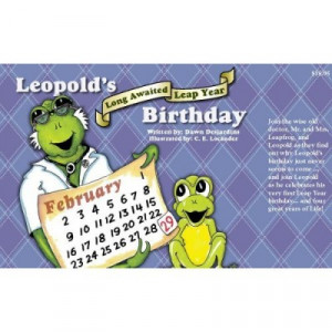 Leap Year Birthday Your...