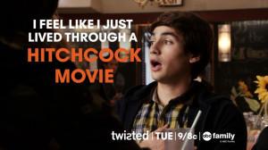 Twisted ABC Family | Season 1, Episode 1 Pilot | Quotes