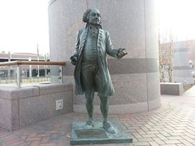 From the City of Presidents, President John Adams By Randy Pope
