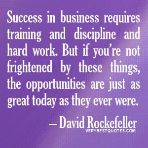 ... business quotes, the best motivational quote, quotations on business