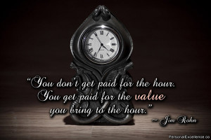 if you want to get paid what you re worth and leverage your time stop ...