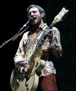 John Frusciante White Strat
