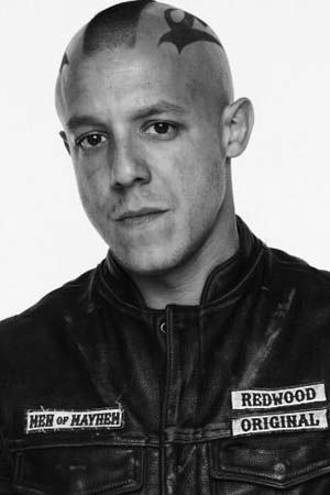 Theo Rossi as Juice, SOA.