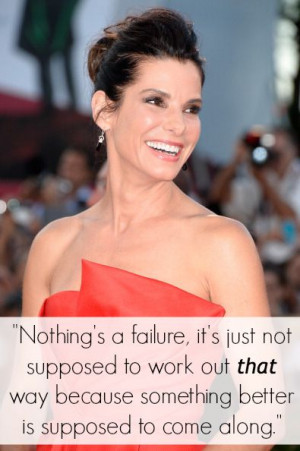Wow, you need to see Sandra Bullock's inspiring commencement speech »