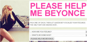 beyonce quotes about boys - photo #28