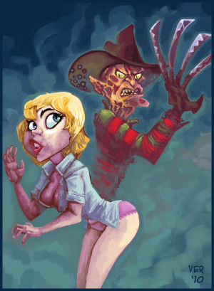 Freddy Krueger Funny Quotes