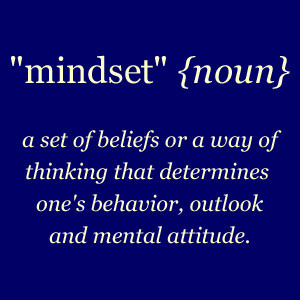 In last Monday's Muse, Part 1 of improving your mindset, I said that ...