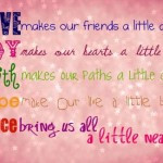 peace quotes love joy faith wallpaper inspirational wallpapers quotes ...