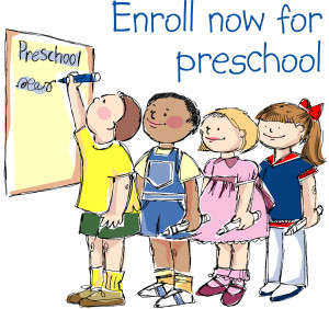 Preschool application and lottery is over for 2015-2016 school year.