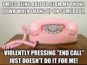 Slam my phone