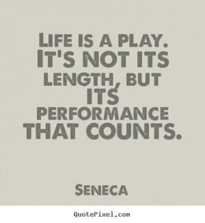 Top Inspirational Quotes From Seneca