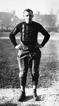 ... of George Halas. Happy birthday, Papa Bear! (2/2/1895 - 10/31/1983