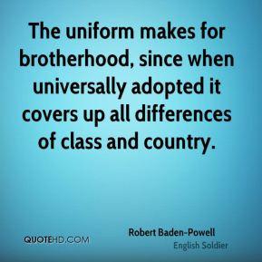 quotes about uniforms