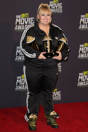 rebel wilson get cast in bridesmaids as you read my you read my rebel ...