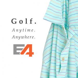 Golf. Anytime. Anywhere.