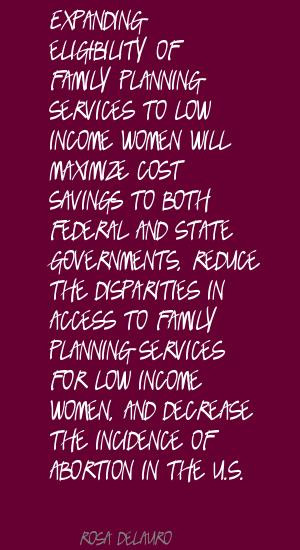 Family Planning quote #2