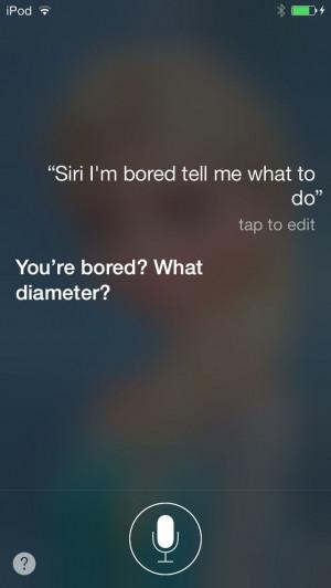 Funny Siri quotes