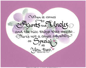 quotes about aunts and uncles aunt quotes